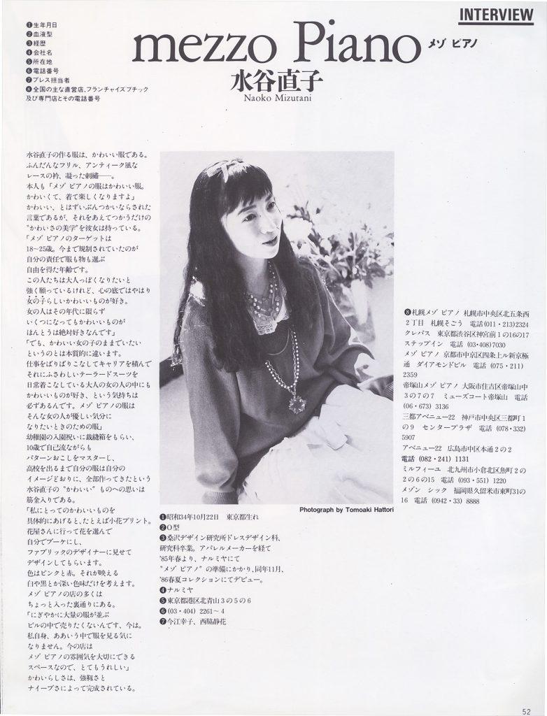 1981 mezzo Piano